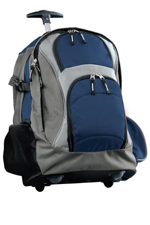 ; Port Authority; Wheeled Backpack. BG76S