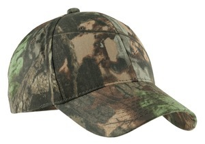 Port Authority; Pro Camouflage Series Cap. C855