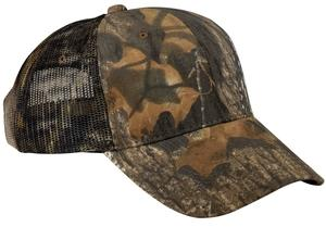 ; Port Authority; Pro Camouflage Series Cap with Mesh Back. C869