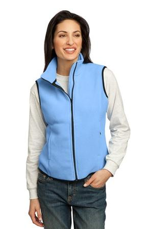 ; Port Authority; Ladies R Tek; Fleece Vest. LP79