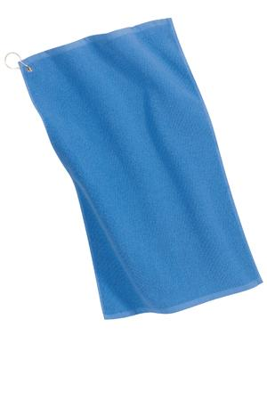 ; Port Authority; Grommeted Microfiber Golf Towel. TW53