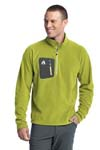 First Ascent; Cloud Layer Fleece 1/4 Zip Pullover. FA700