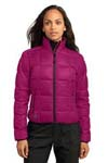 First Ascent; Ladies Downlight; Sweater Jacket. FA801