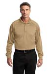 CornerStone; Select Long Sleeve Snag Proof Tactical Polo. CS410LS