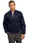 CornerStone; Team Style Jacket with Slash Pockets. CSJT38