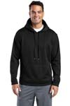 ; Sport Tek; Sport Wick; Fleece Hooded Pullover. F244