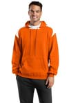 ; Sport Tek; Pullover Hooded Sweatshirt with Contrast Color. F264