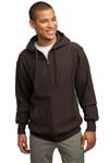 ; Sport Tek; Super Heavyweight Full Zip Hooded Sweatshirt. F282
