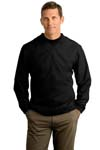 ; Port Authority; Pullover Wind Shirt. J704