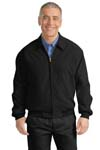 ; Port Authority; Casual Microfiber Jacket. J730