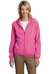 Port Authority ® Ladies Hooded Essential Jacket. L305
