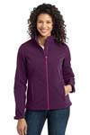 Port Authority; Ladies Traverse Soft Shell Jacket. L316