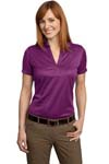 Port Authority; Ladies Performance Fine Jacquard Polo. L528