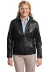 ; Port Authority; Ladies Park Avenue Lambskin Jacket. L785