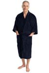 ; Port Authority; Terry Velour Robe. R100